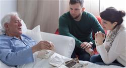 formacion cuidados paliativos  y familia para enfermería