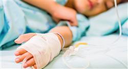 formacion dolor en el niño para enfermería