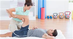 especializacion fisioterapia deportiva: lesiones de columna vertebral miembro superior y miembro inferior