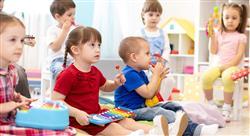 curso desarrollo psicomotor en educación infantil