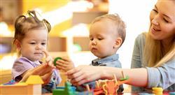formacion desarrollo psicomotor en educación infantil