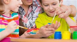 formacion desarrollo personal en educación infantil