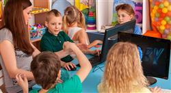 formacion influencia de las nuevas tecnologías en educación infantil