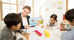 formacion aprendizaje de la lengua inglesa en educación infantil