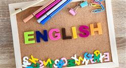 posgrado aprendizaje de la lengua inglesa en educación infantil