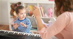 curso aprendizaje musical en educación infantil