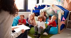 curso desarrollo social en educación infantil