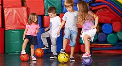 diplomado educación física infantil