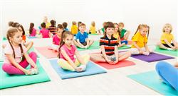 formacion educación física infantil