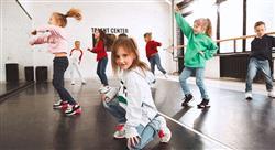 formacion expresión corporal en educación infantil