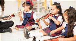 formacion educación musical en el desarrollo infantil