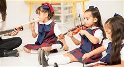 formacion historia de la educación musical infantil