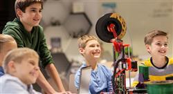 master robotica educativa 3d