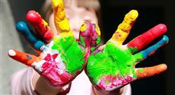 curso desarrollo de la creatividad y expresión plástica en educación primaria