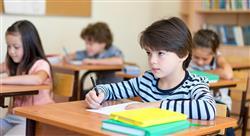 curso sistema visual y rendimiento escolar