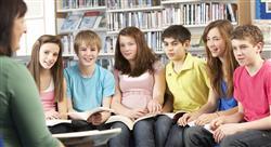 posgrado comunicación en el aula de  secundaria