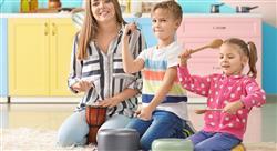 curso psicología infantil música y motivación personal