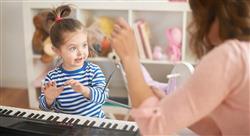 formacion psicología infantil música y motivación personal