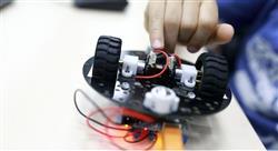 diplomado introducción teórica sobre robótica educativa; robots en el aula
