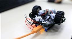 formacion introducción teórica sobre robótica educativa; robots en el aula