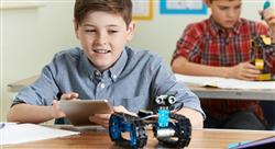 posgrado introducción teórica sobre robótica educativa; robots en el aula