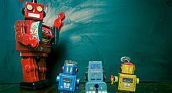 curso conocimiento de la robótica educativa en la etapa de primaria