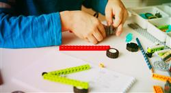 posgrado robótica específica para niños con nee (niños con necesidades educativas especiales)