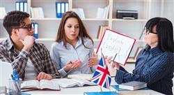 diplomado listening comprehension in english classroom