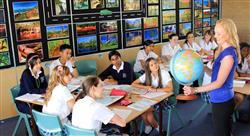 curso planificación de visitas educativas en geografía e historia en educación primaria