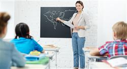 posgrado formación disciplinar de geografía e historia en educación secundaria