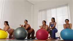 formacion monitor gimnasio ejercicio fisico embarazo