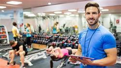 formacion monitor gimnasio entrenamiento personal dirigido