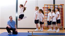 curso habilidades motrices basicas educacion primaria