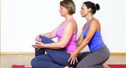 curso cómo aplicar una sesión de yoga terapéutico