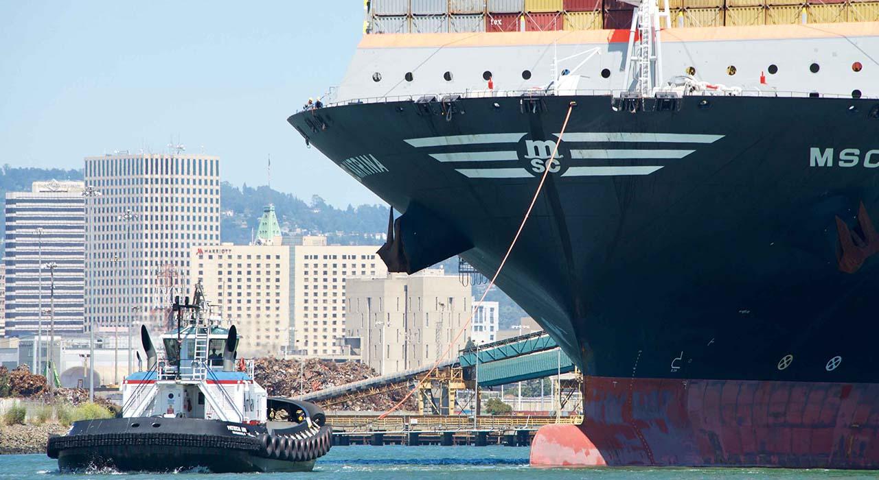 El ciclo de vida de un proyecto naval surge con una idea de negocio.