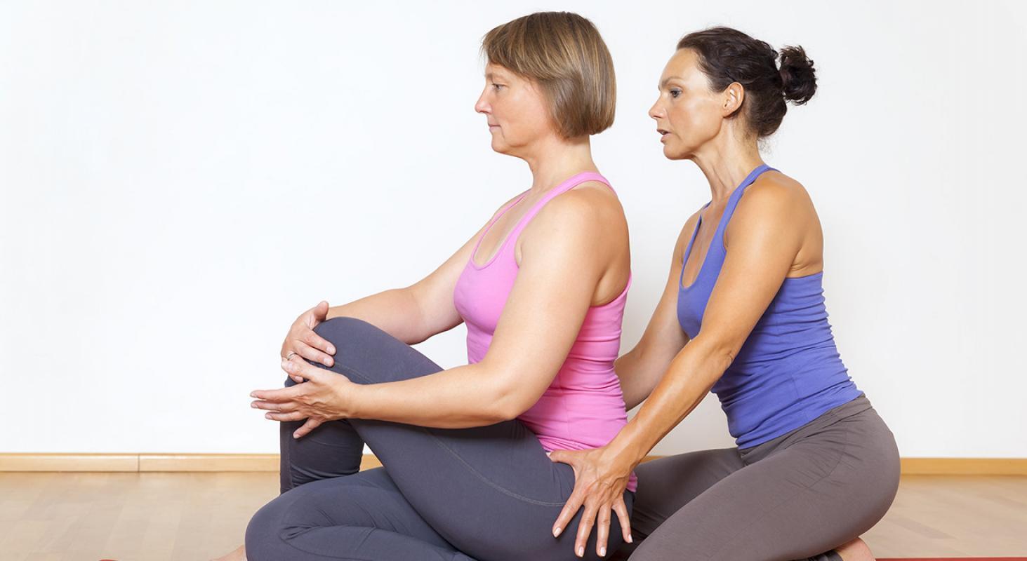 Biomecánica y Cinesiterapia en Yoga
