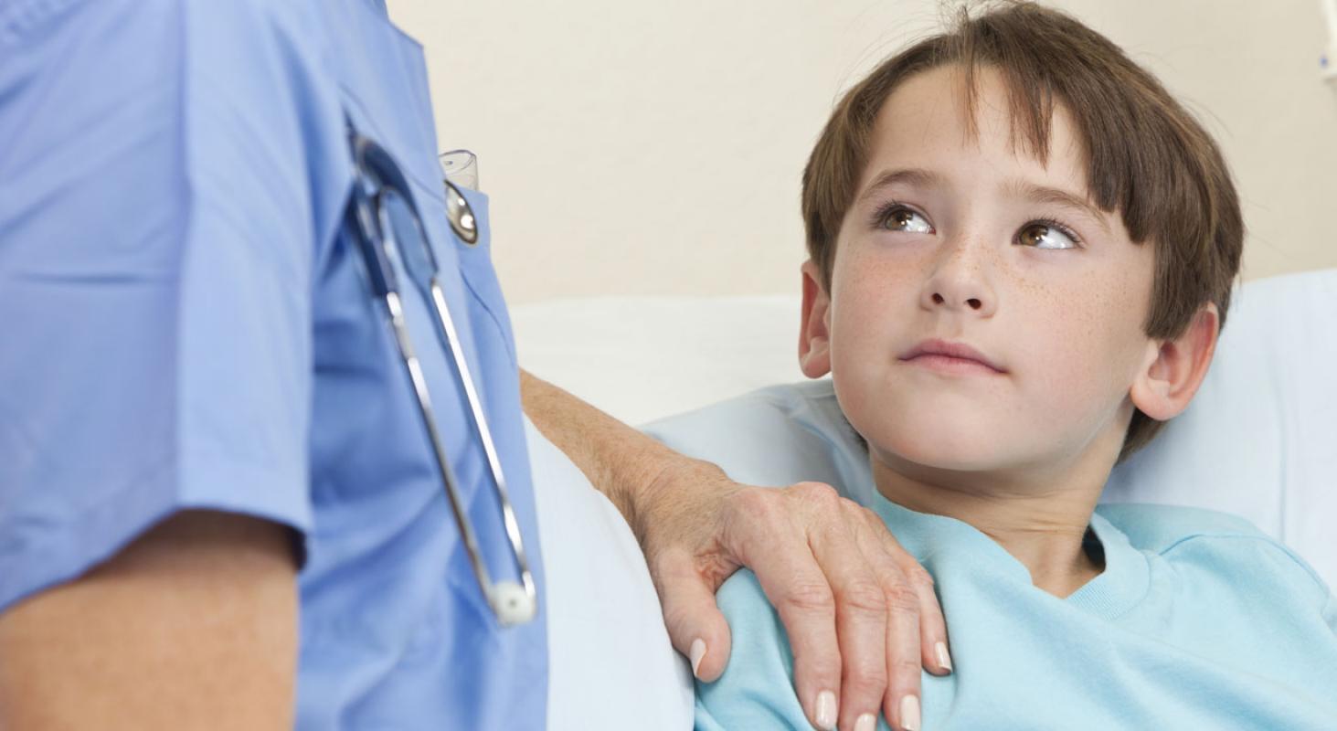 Enfermería y Cuidados del Niño con Leucemia Pedíatrica