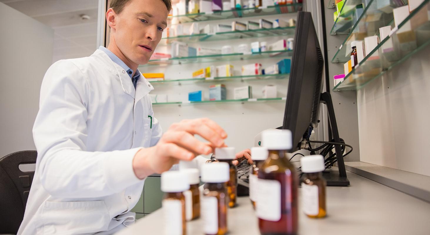 Servicios Profesionales Farmacéuticos de Elaboración y Dispensación