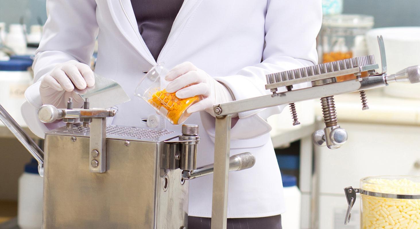 Operaciones Físico-Químicas para la Elaboración y Control de Productos Farmacéuticos