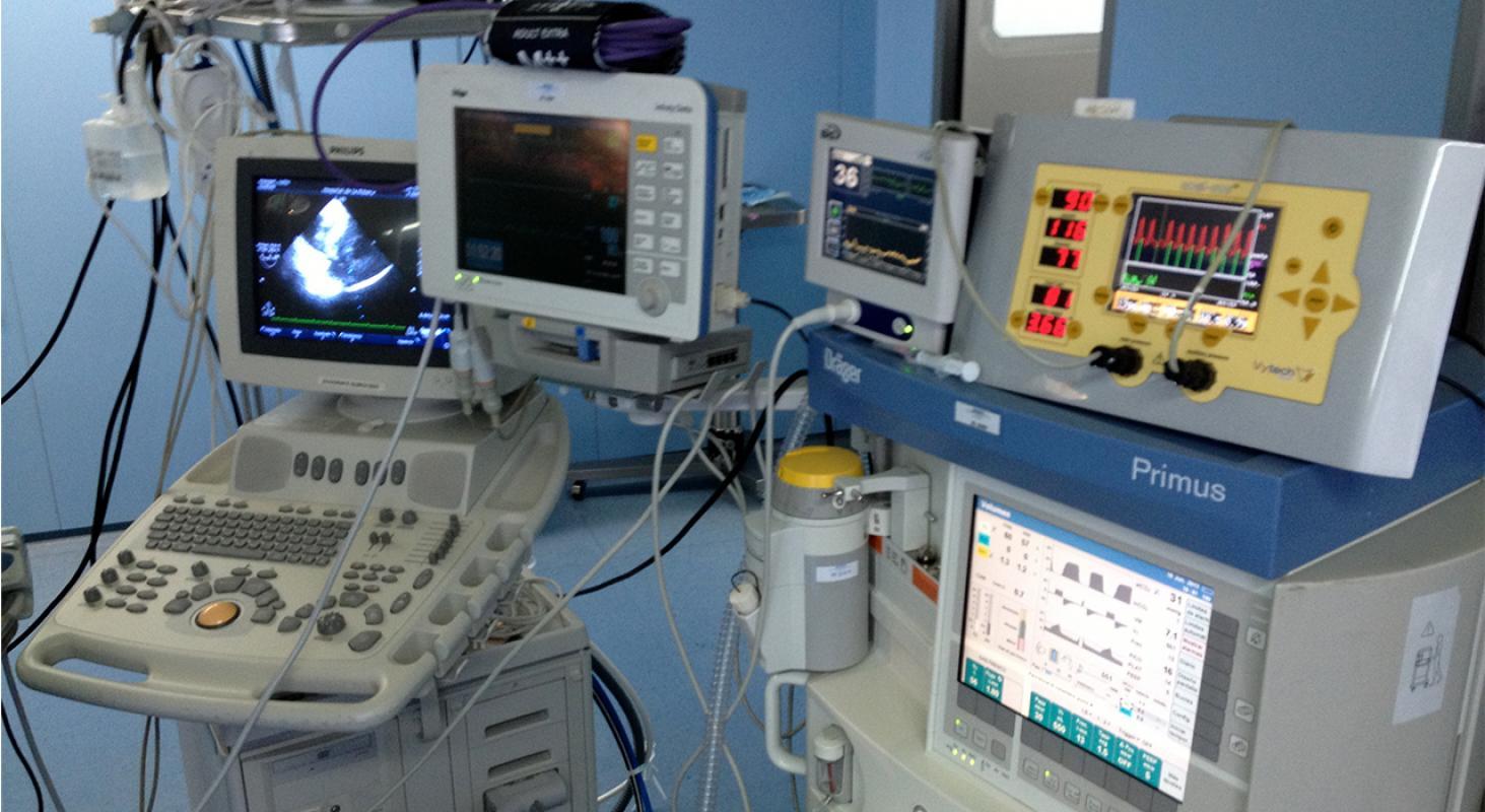 Anestesia y Cuidados Críticos
